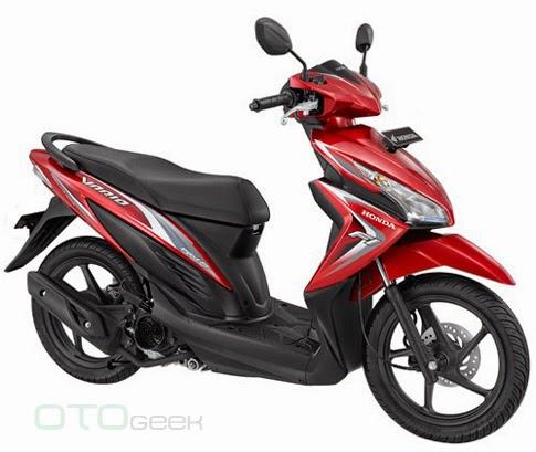 Honda Vario CW 110 Merah