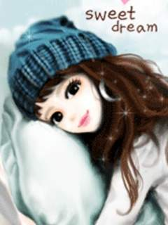 Diary Fina: Animation of Korean *Cute Girl Version*