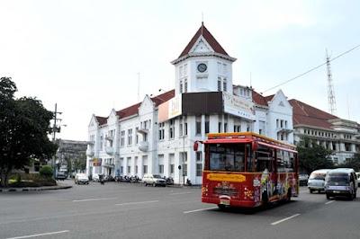 Wisata Gratis Surabaya Heritage Track Penuh Peminat