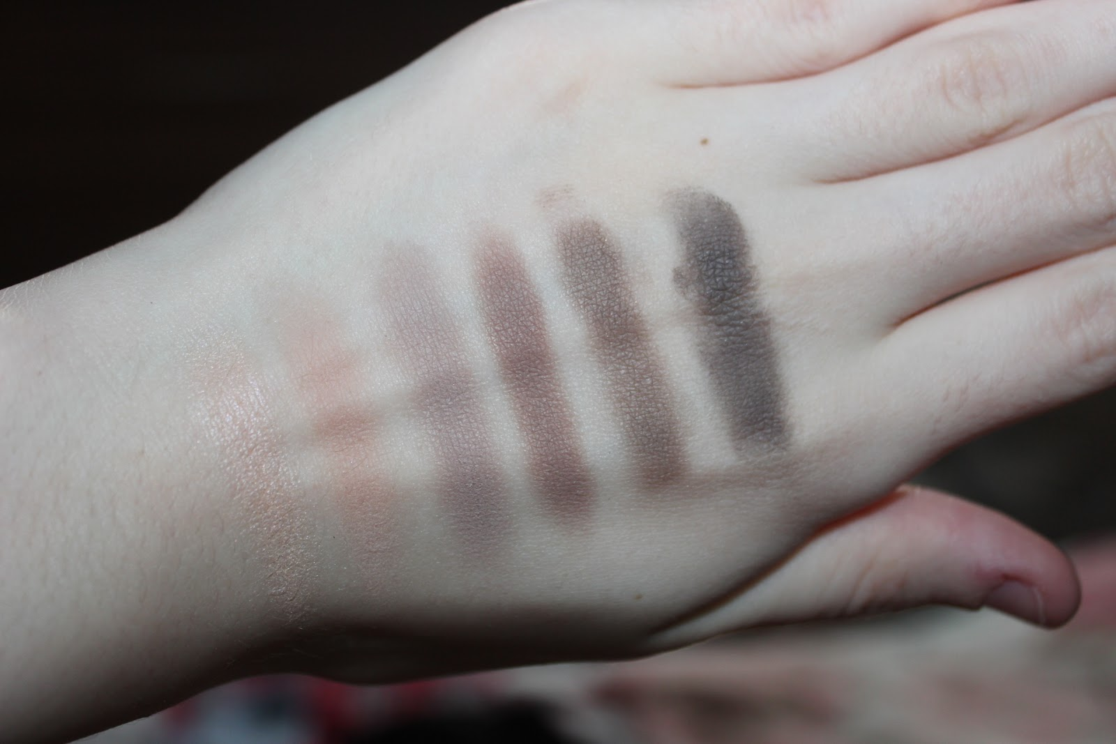 Urban Decay Naked Basics 2 review with swatches