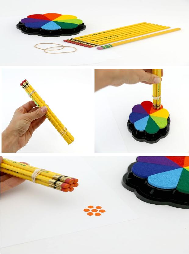green mechanic  10 creative uses of pencils
