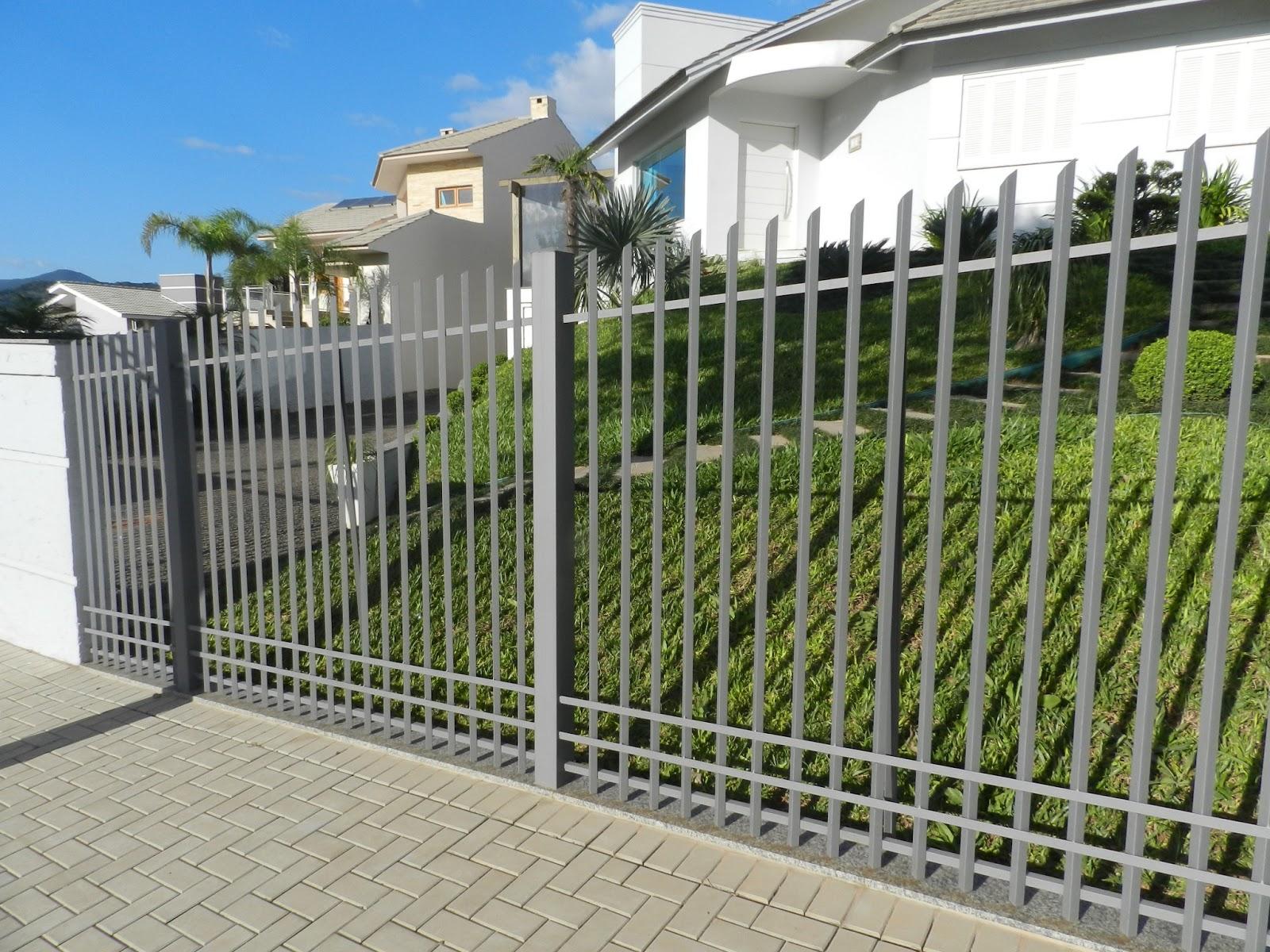 Populares Serralheria Obremet - Esquadrias de Alumínio, Estruturas Metálicas  NE93
