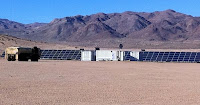 Solar powered microgrid as a US soldiers green step in Afghanistan