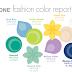 As cores da primavera 2013, segundo a Pantone