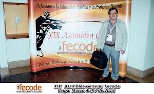 Fotos XIX Asamblea Federal