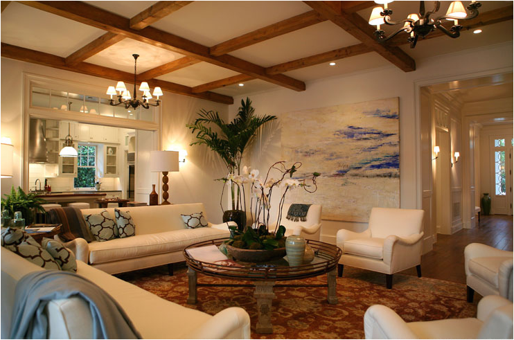 Transitional living room design ideas home decorating ideas for Transitional decorating living room