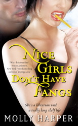 Nice Girls Don't Have Fangs cover
