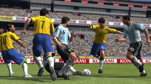 pro evolution soccer(PES) 2009