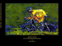 Tour de France 2012 Book