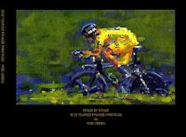 Tour de France 2012 Book