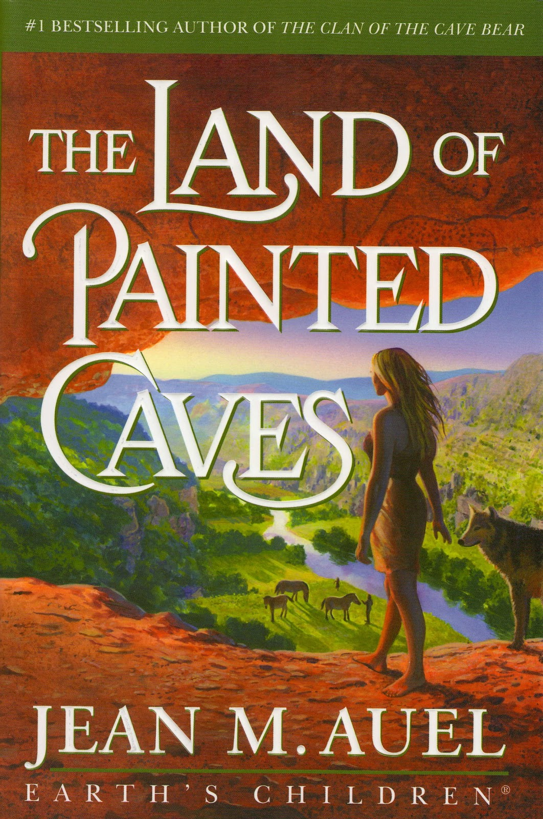 SUMMIT BOOK REVIEWS: THE LAND OF PAINTED CAVES by Jean M. Auel