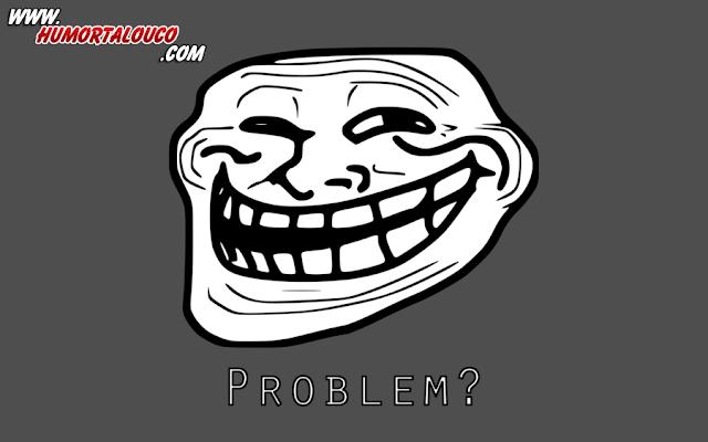 Wallpaper Memes: Troll Face - HumorTaLouco.com