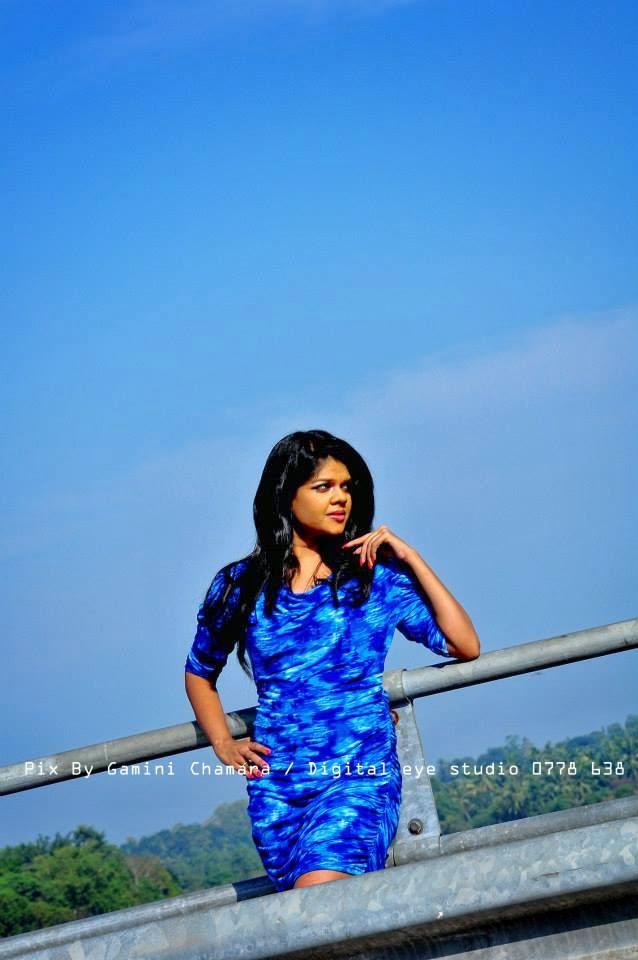 Pabasara Kariyawasam sky blue