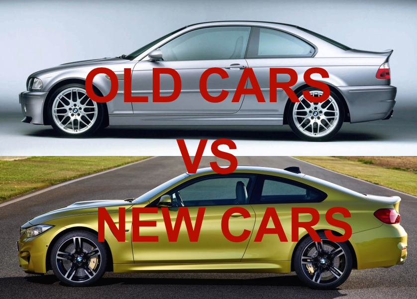 Speedmonkey: Are New Cars Really Better Than Old Cars?