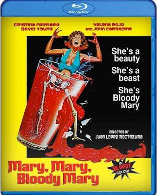 Mary, Mary, Bloody Mary Blu-ray