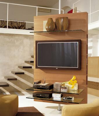 ديكورات شاشات التلفزيون والبلازما
