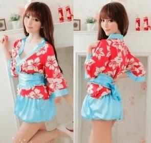 baju tidur kimono fg166