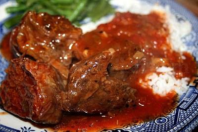 Cajun Smothered 7 Steak