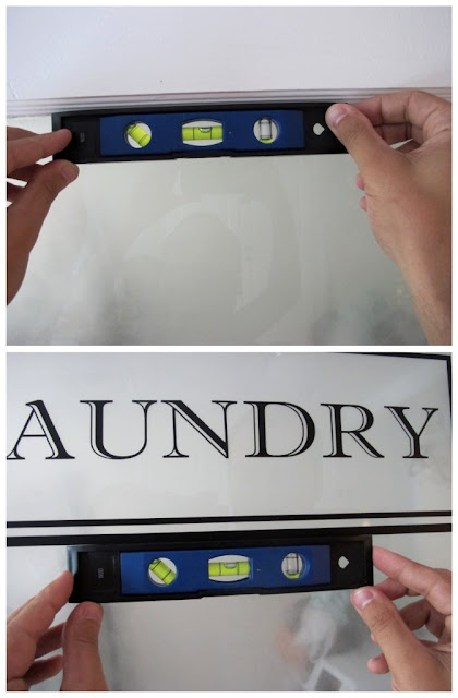 how to apply vinyl decal