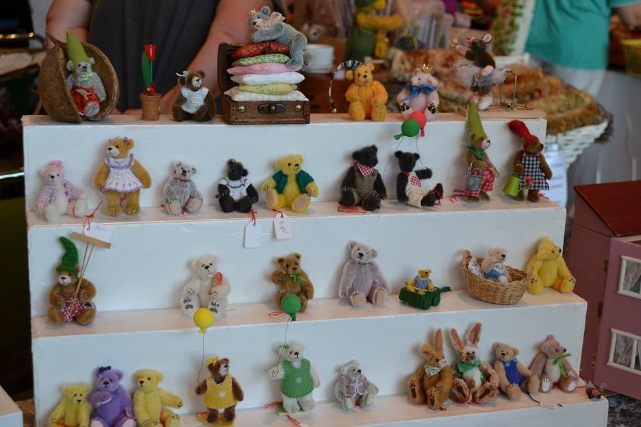 Выставка мишек и кукол в Германии (Линдау) 2014. See-Bären-Festival in Lindau 2014