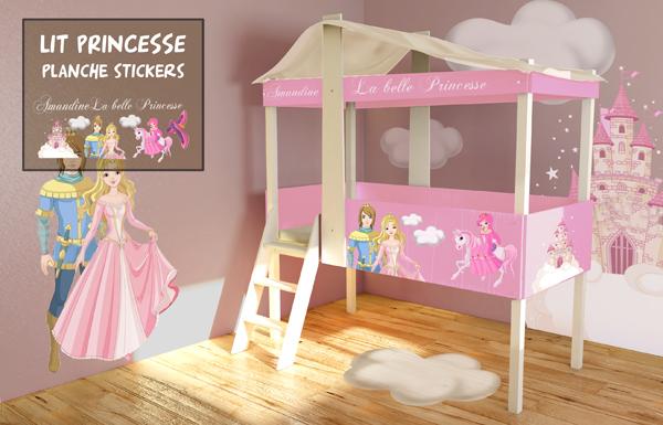 lit enfant le blog decore ta chambre. Black Bedroom Furniture Sets. Home Design Ideas