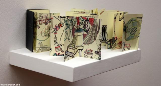 Dibujos y bocetos en el MARCO de Vigo
