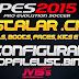 """PES 2015: Como instalar arquivos .cpk """"Bolas, Chuteiras, Faces, Kits"""" e Configurar DpFileList.bin"""