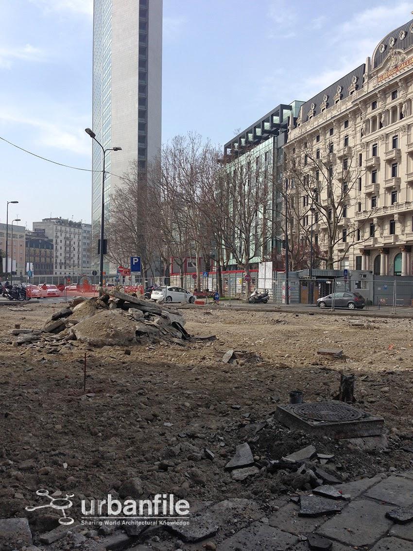 Urbanfile milano zona stazione centrale la situazione for Arredare milano piazza iv novembre
