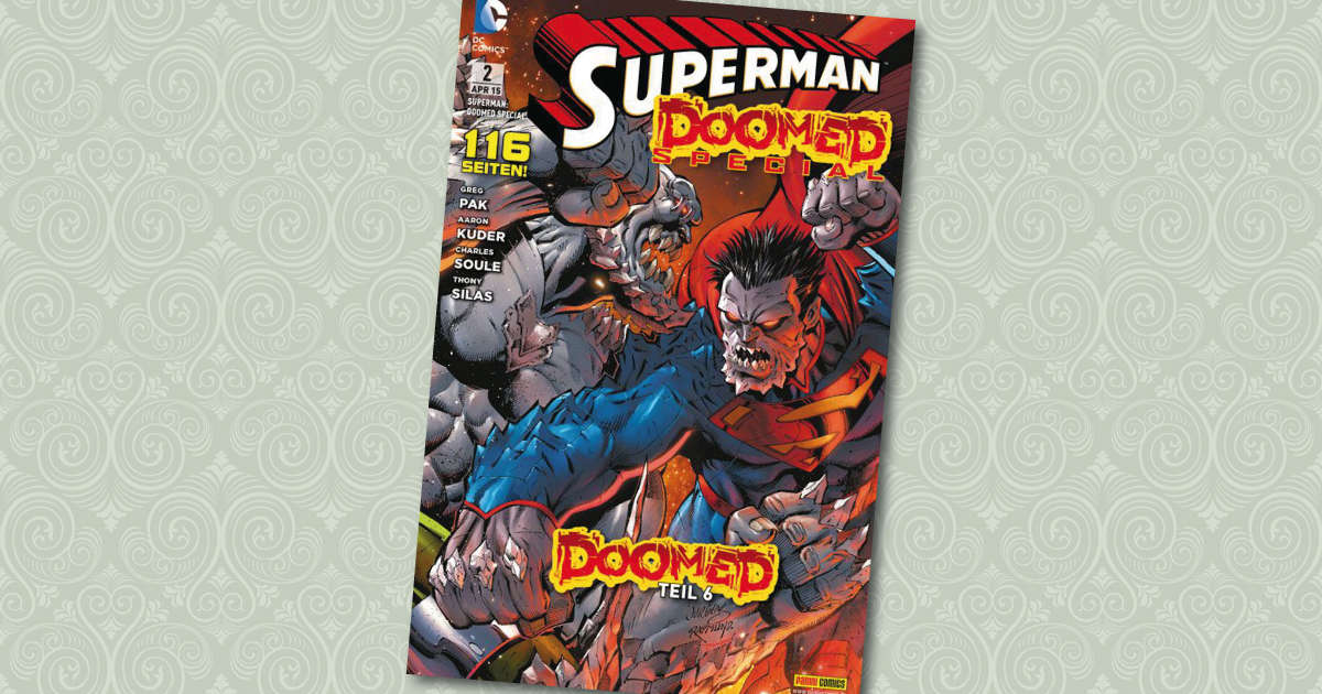 Superman Doomed Special 6