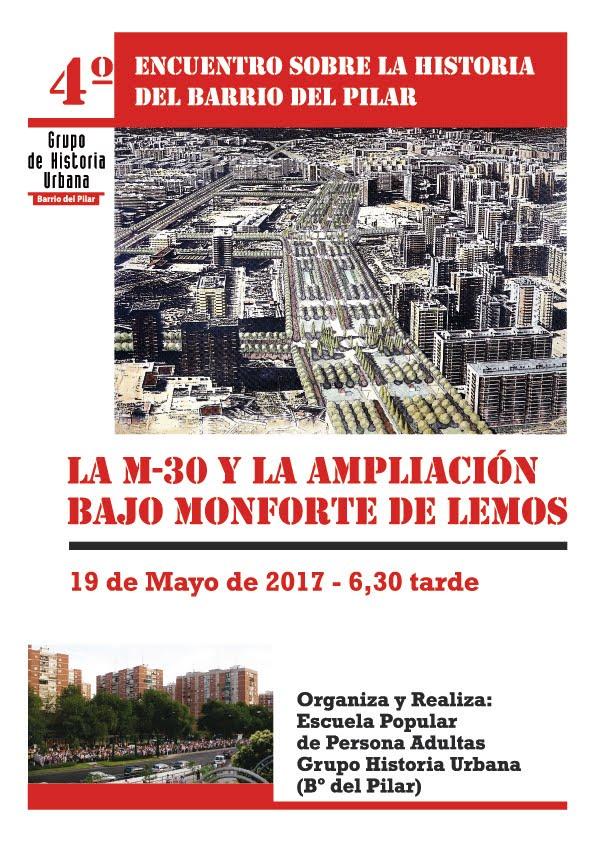 19 de mayo Encuentro Historia Barrio de El Pilar