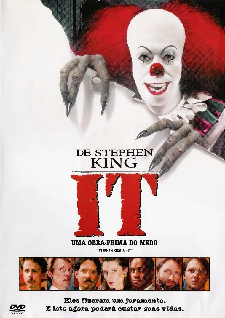 It: Uma Obra-prima do Medo – Legendado (1990)