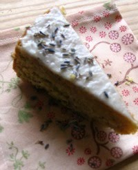 Lavender Cake Recipe