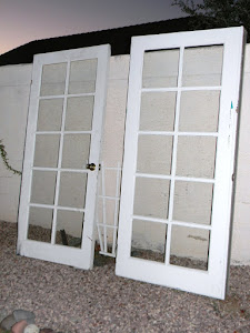 French Doors  *SOLD*