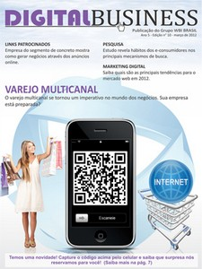 Brinde Gratis Revista Digital Business