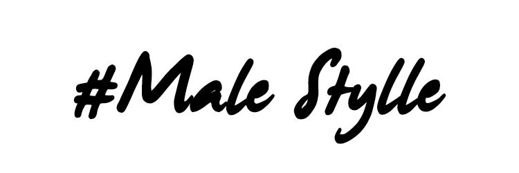 Male Stylle