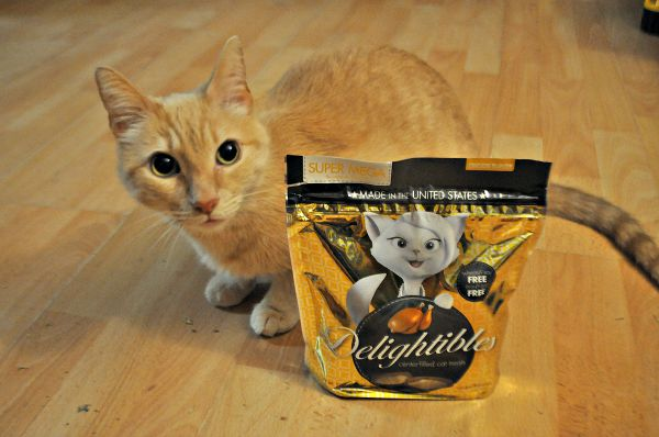 Delightibles Cat Treats