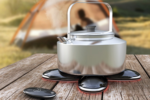 Stoneven a Multifunctional Gadget Warmers