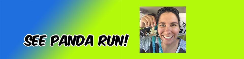 See Panda Run