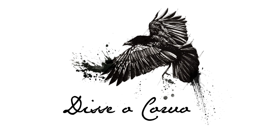 DISSE O CORVO | corvus dei