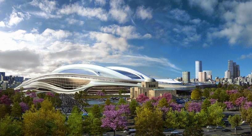 Tokyo, 2020, Japan, Venue, Olympics