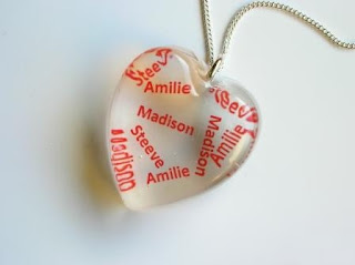 Personalised Jewellery - Name Necklace