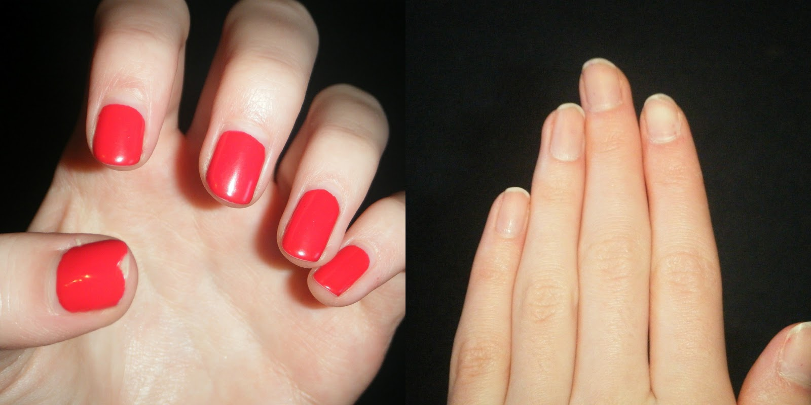 Lifestyle Blog: How To Remove A Shellac Manicure At Home On A Budget