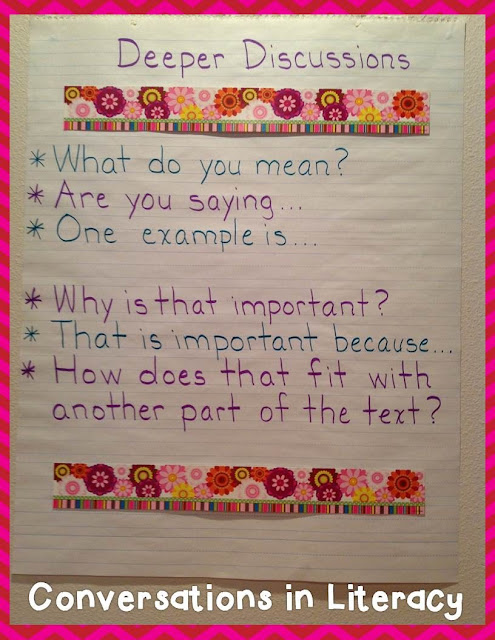 creating accountable talk