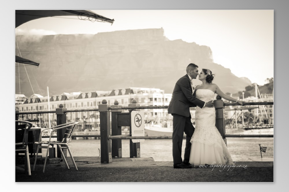DK Photography Slideshow+DVD-272 Tania & Grant's Wedding in Waterfront | Atlantic Imbizo  Cape Town Wedding photographer
