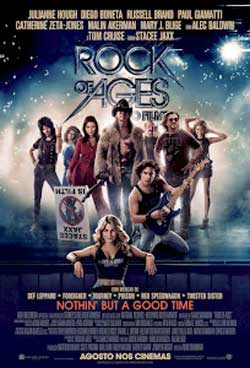 Rock of Ages: O Filme – AVI Dual Áudio