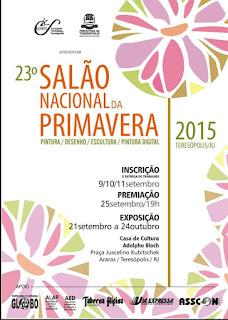 23º Salão Nacional da Primavera em Teresópolis - Soarte
