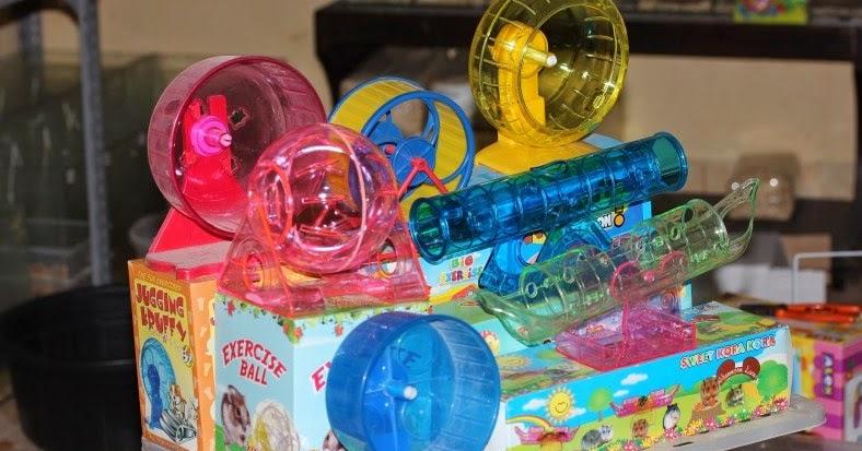 Jual Aksesoris Dan Mainan Untuk Hamster Jual Peralatan