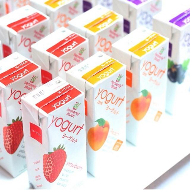 Manfaat Minum Yoghurt Heavenly Blush Untuk Diet