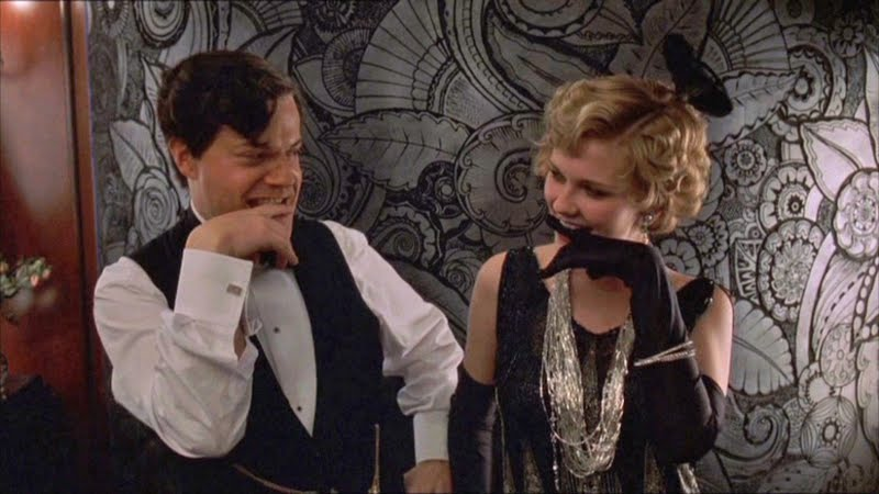 The Cat's Meow Starring Kirsten Dunst as Marion Davies and  Eddie Izzard as Charlie Chaplin