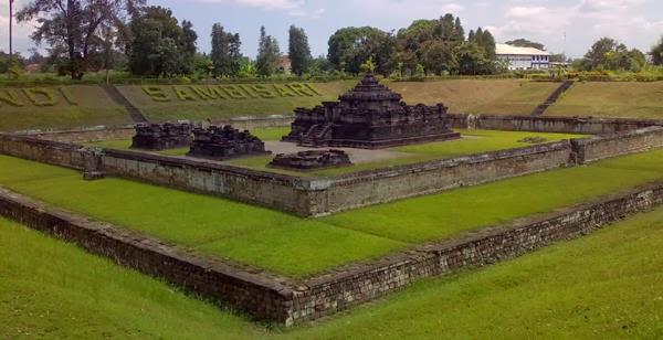 Candi Sambisari, Candi Bawah Tanah Yang Terletak Di Sekitar Candi Prambanan